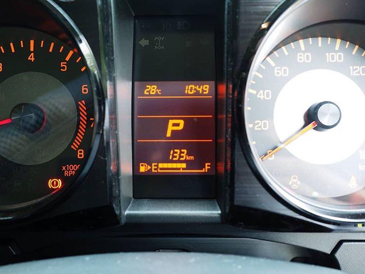 Speedometer Suzuki Jimny Terbaru