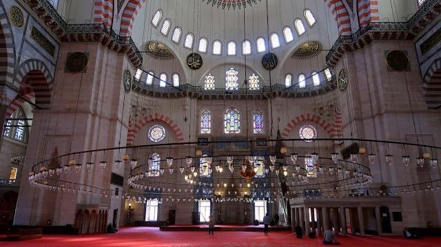 mesquitas istambul turquia