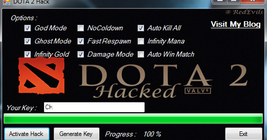 Cheats To Games : Dota 2 Hack, MapHack - Downlaod 2013