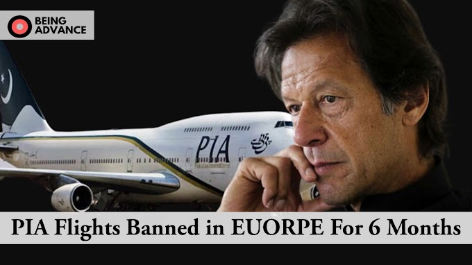 EASA Bans PIA flights for 6 months after fake certificates scandal of PIA Pilots