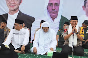 Habib Lutfi Attended Prayer Event For The Country