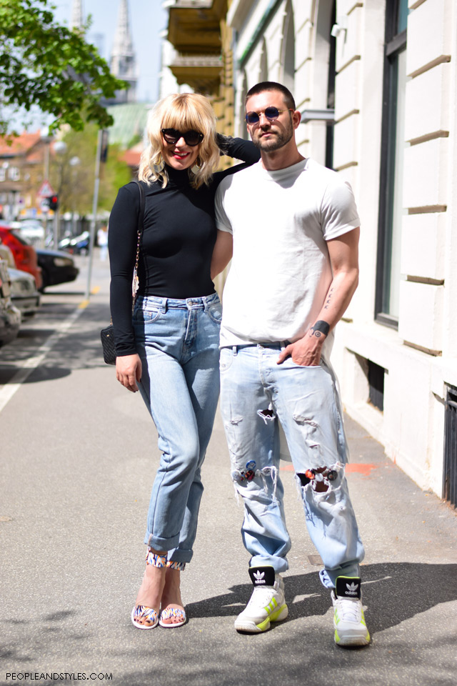Savršen dan za cool sunčane naočale: Sheriff & Cherry