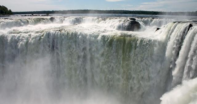 Guairá Falls Pernah menjadi Air Terjun Spektakuler di Dunia Sebelum Lenyap