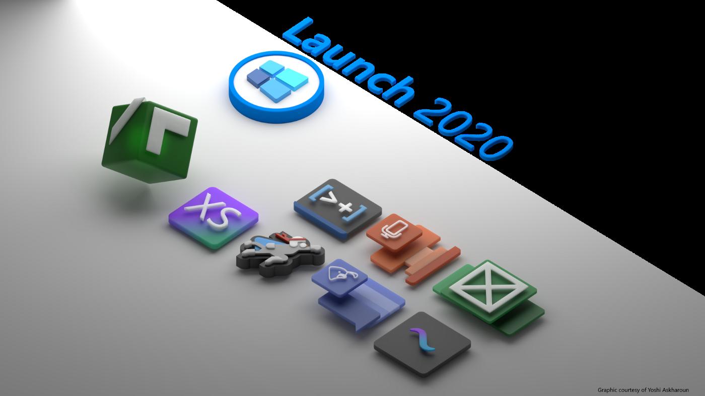 Launch 2020 di UWP Community |  Info e Download nuove App per Windows 10