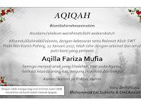 Download Form untuk Aqiqah Anak