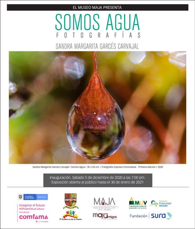 Somos Agua en el Museo Maja de Jericó