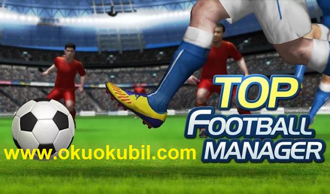Top Soccer Manager 1.22.11 Sınırsız Para Mod Apk indir 2020