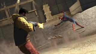The Amazing Spider Man 2 kickass