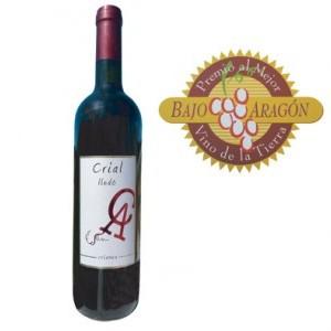 vino, Crial, Lledó, vino tinto, vino blanco