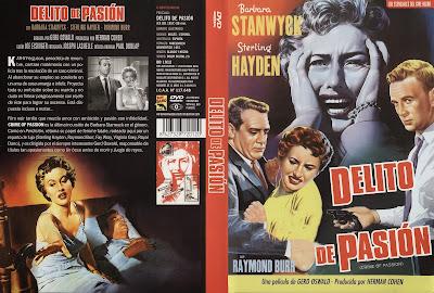 Delito de pasion (1957)
