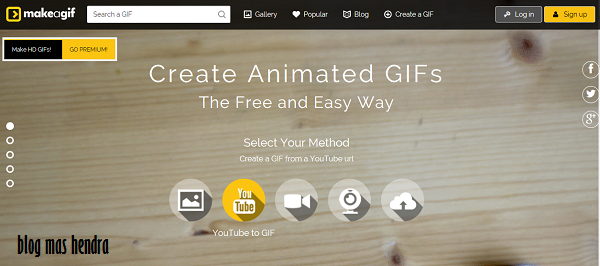 YouTube To GIF - Blog Mas Hendra