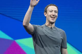 Biografi Penemu Facebook - Mark Zuckerberg