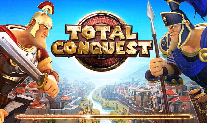 Game RTS Android - Total Conquest