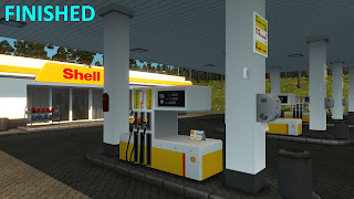 recommendedmodsets2, ets2 mods, euro truck simulator 2 mods, ets2 graphic mod, ets 2 realistic gas stations, ets 1.32, ets 2 real european gas station reloaded v1.32 screenshots 2