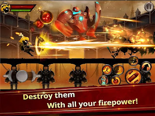 Stickman Legends – Ninja Hero v2.0.2 Mod