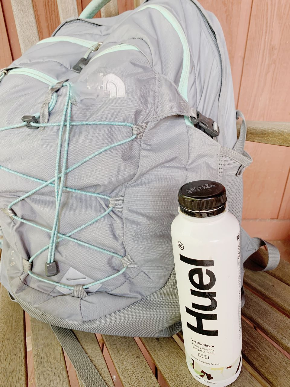 #ad Huel drink is ready to go