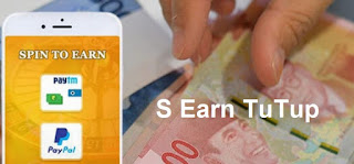S Earn Tutup