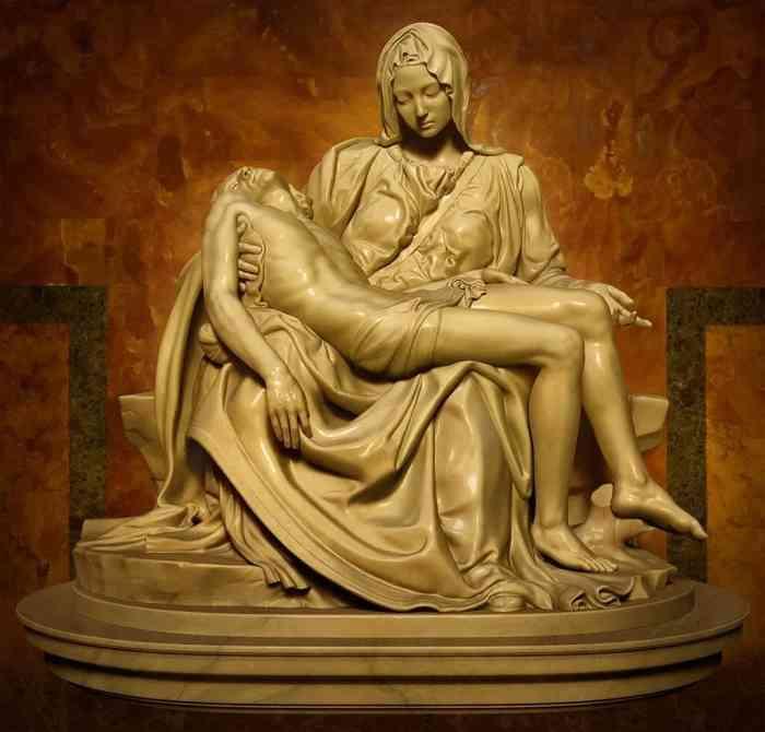 1499г. Микеланджело