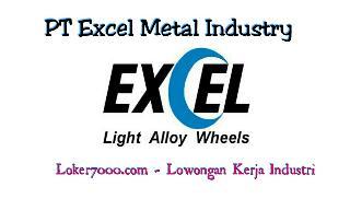 Lowongan Kerja Bekasi PT Excel Metal Industry Via Email Terbaru 2019