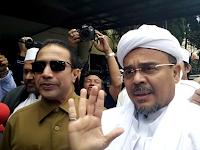 Diperiksa Penyidik di Saudi, Ini Jawaban Tegas Habib Rizieq Terkait Kasus Firza