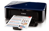 Canon is ane of the famous printer manufacturers amongst a broad make of printer handalnya Canon Pixma E500 serial Driver For Windows