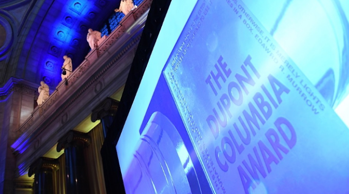 Columbia Journalism School announced winners Alfred I. duPont University Awards