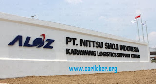 Terbaru Loker PT Nittsu Shoji Indonesia MM2100 SMA SMK