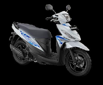 Warna, Fitur, dan Spesifikasi Suzuki Address Fi