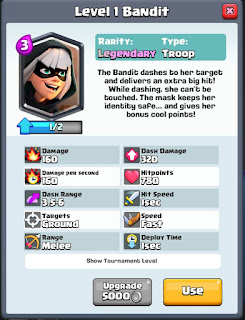 How to get legendary cards in Clash Royale