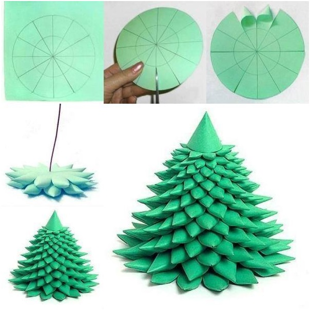 Yılbaşı Ağacı Süslemeleri