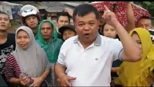 Bupati Bandung Barat Murka, Proyek Kereta Cepat China Sebabkan Banjir