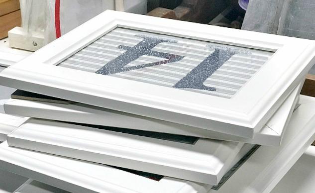 Repurposed Frames