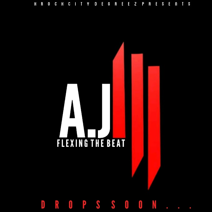 Anticipate: A.j - Flexing The Beat (Drops 25th Dec. 17)