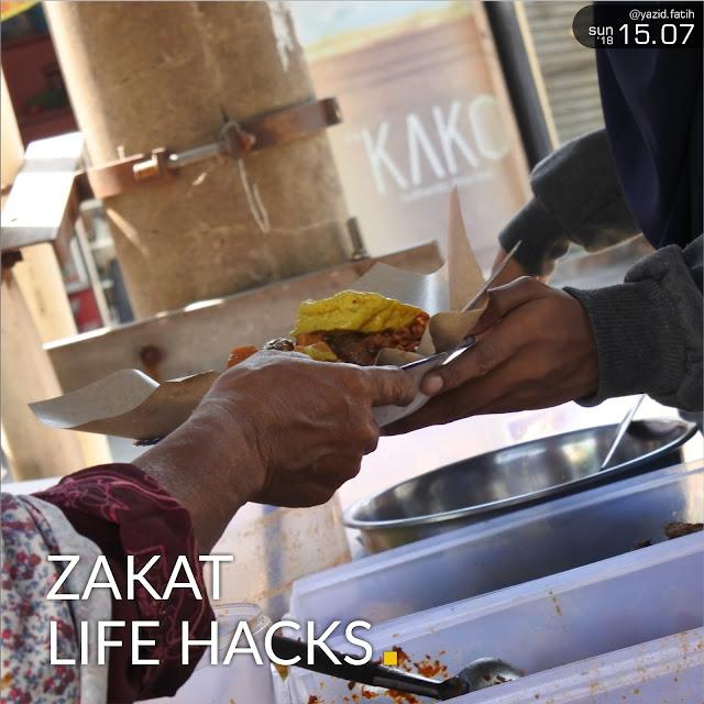 Zakat Life Hacks