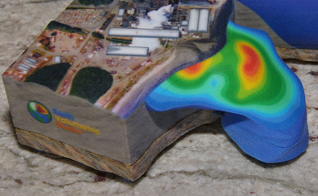 Geologists Develop App to Print 3-D Terrain Models of Any Place on Earth