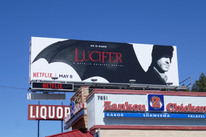 Lucifer season 4 billboard