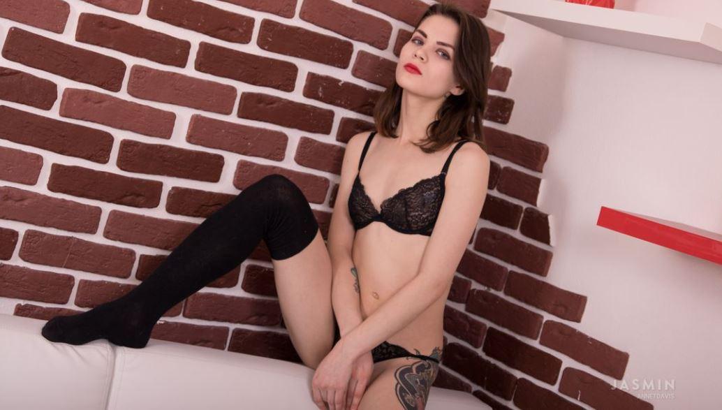 AnnetDavis Model GlamourCams