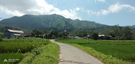 Perjalanan ke Danasari - SMP N 2 Karangjambu