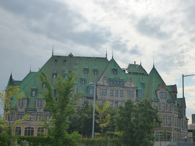 gare de Québec