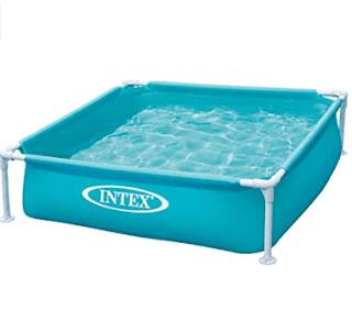 $19, Intex Mini Frame Pool