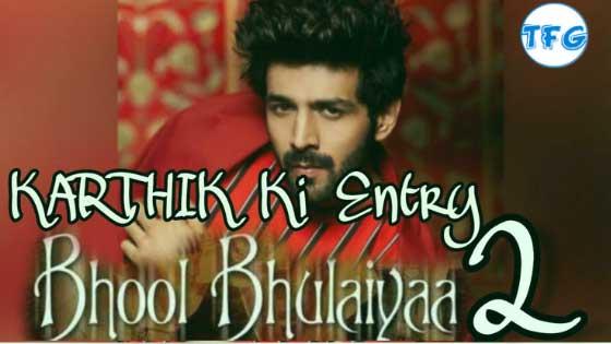 Kartik Aaryan Chooses Bhool Bhulaiyaa 2 Over College Romance Opposite Disha Patani.