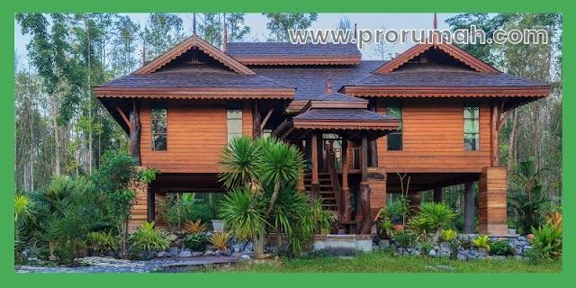 keunggulan rumah kayu - kokoh dan tahan lama