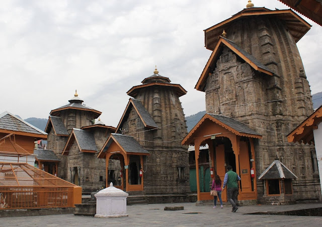 Dalhousie Attraction -  Lakshmi Narayan Temple