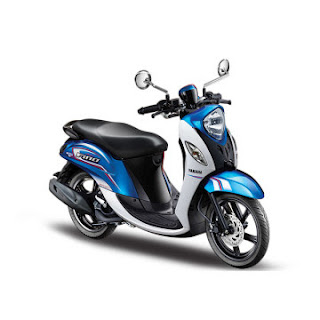 Dealer Motor Yamaha Mio Fino Sporty FI di Solo Biru