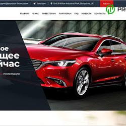 Sportscar Finance: обзор и отзывы о sportscar-finance.com (HYIP СКАМ)