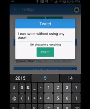tweet and re tweet