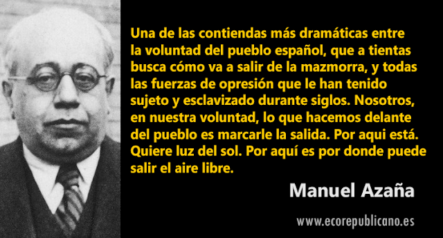 La voluntad del pueblo español, por Manuel Azaña
