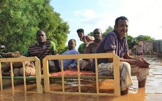 بالصور...السودان يعلن حالة الطوارئ لمدة 3 أشهر بسبب الفيضانات والسيول التي اجتاحت البلاد + فيديوهات✍️👇👇✍️