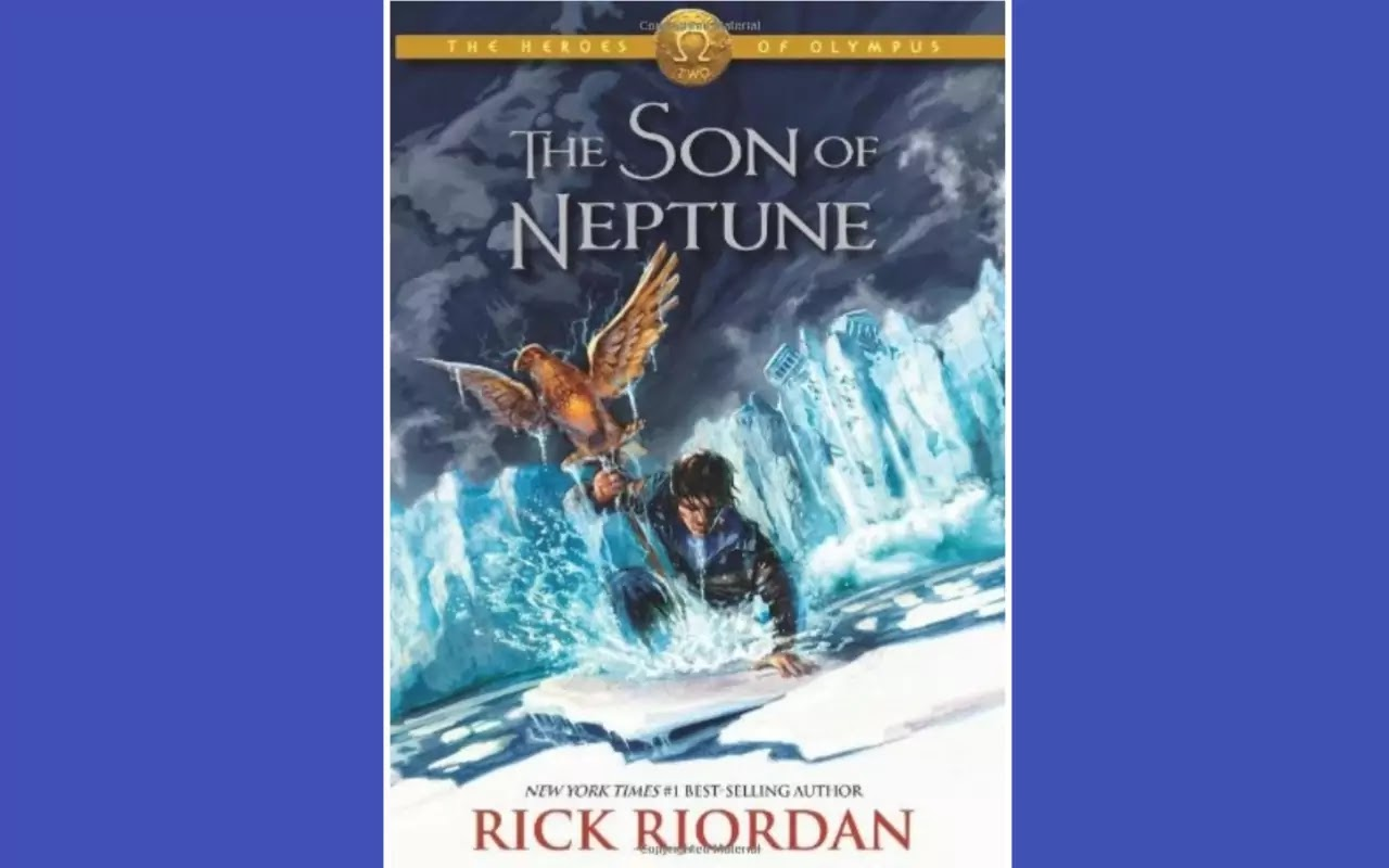 The Son of Neptune pdf Free Download by Rick Riordan