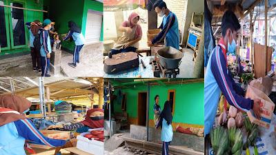 Peduli Korban Banjir di Bima, SMKN 1 Pringgabaya Turun Penggalangan Dana